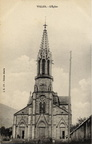 Willer-sur-Thur Eglise 1914